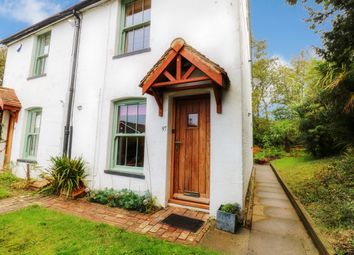 Thumbnail 2 bed semi-detached house for sale in Shalmsford Court, Shalmsford Street, Chartham, Canterbury