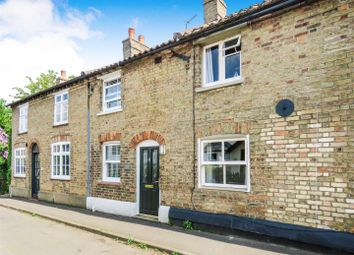 Thumbnail 2 bed terraced house for sale in Church Street, Needingworth, St. Ives, Huntingdon