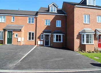 Thumbnail 4 bedroom terraced house for sale in Spring Lane, Pelsall, Walsall