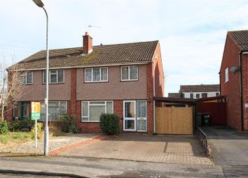 Thumbnail 3 bedroom semi-detached house for sale in Chestnut Drive, Wellington, Telford