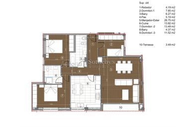 Thumbnail 3 bed apartment for sale in Edifici Baluard Av. Santa Coloma, Andorra La Vella