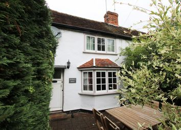 Thumbnail 2 bed terraced house for sale in Braintree Road, Dunmow, Essex