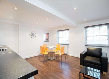 Thumbnail 4 bed flat to rent in Warren Street, London