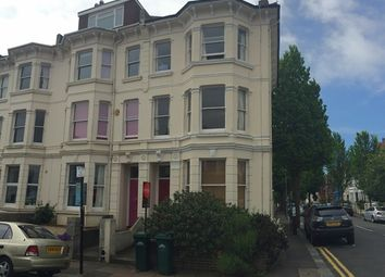 Thumbnail 2 bed flat to rent in Upper Hamilton Road, Brighton, East Sussex.