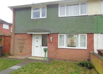 Thumbnail 3 bed end terrace house for sale in Briar Close, Lincoln