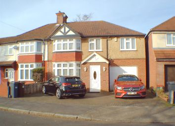 Thumbnail 5 bed semi-detached house for sale in Orchard Avenue, Heston