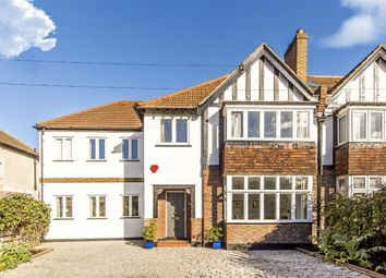 Thumbnail 6 bed detached house for sale in Uxbridge Road, Hampton Hill, Hampton