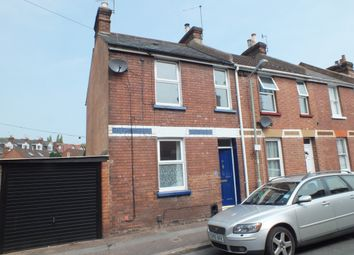 Thumbnail 3 bed end terrace house to rent in Radford Road, St Leonards, Exeter, Devon