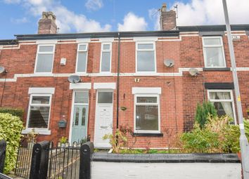 Thumbnail 2 bed terraced house to rent in Hampden Road, Prestwich, Manchester