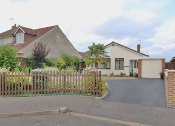 Thumbnail 3 bed detached bungalow for sale in Coventry Road, Pailton, Rugby