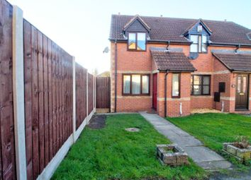Thumbnail 2 bedroom semi-detached house for sale in Thornwell Grove, Cudworth, Barnsley