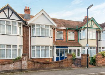 Thumbnail 3 bed terraced house for sale in Torquay Avenue, Shirley, Southampton
