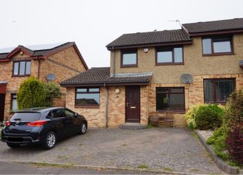 Thumbnail 3 bed semi-detached house for sale in Seton Place, Dunfermline