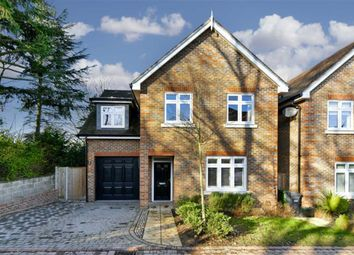 Thumbnail 4 bed detached house for sale in Chestnut Way, Epsom, Surrey