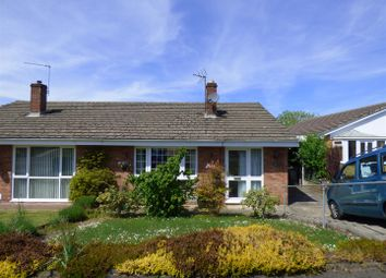 Thumbnail 2 bed semi-detached bungalow for sale in Wyebank Close, Tutshill, Chepstow