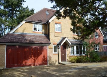 Thumbnail 5 bed detached house to rent in Lytton Road, Woking, Surrey