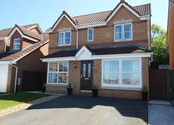 Thumbnail 4 bed detached house for sale in 35 Dalesman Drive, Carlisle, Cumbria