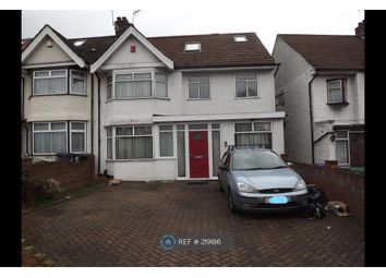 Thumbnail 5 bed semi-detached house to rent in Renters Avenue, London