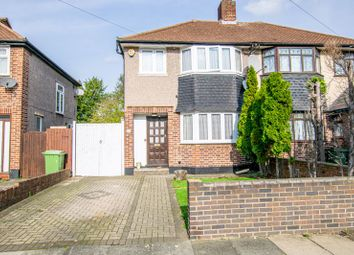 Thumbnail 4 bed semi-detached house for sale in Brookdene Road, London