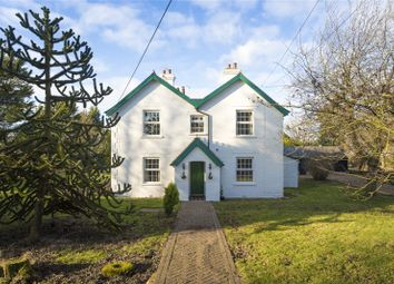 Thumbnail 4 bed detached house for sale in Mill Lane, Dover Road, Barham, Canterbury