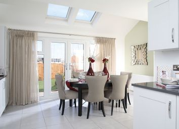 "Thumbnail 3 bed semi-detached house for sale in ""The Acton"" at Mill Lane, Chinnor"