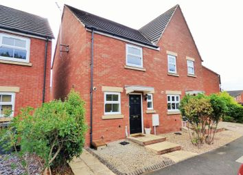 Thumbnail 2 bed semi-detached house for sale in The Plantation, Abbeymead, Gloucester