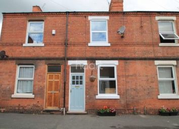 Thumbnail 2 bed terraced house for sale in Glapton Road, Nottingham