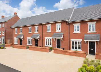 """Thumbnail 2 bedroom terraced house for sale in """"Amber"""" at Greenkeepers Road, Great Denham, Bedford"""