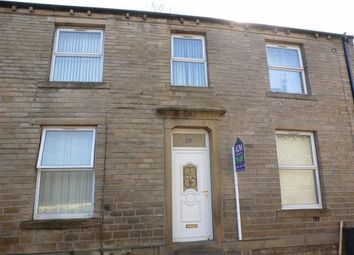 Thumbnail 1 bed flat to rent in Bank Well Road, Milnsbridge, Huddersfield