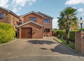 Thumbnail 4 bed detached house for sale in Fremantle, Shoeburyness, Southend-On-Sea
