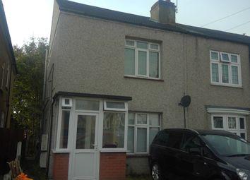 Thumbnail 1 bedroom flat to rent in Dunton Road, Romford