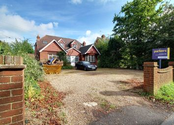 Thumbnail 4 bedroom detached house for sale in Reading Road, Woodley, Reading, Berkshire