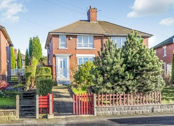 Thumbnail 2 bed semi-detached house to rent in Sherwin Road, Stoke-On-Trent
