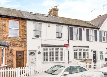 Thumbnail 3 bed terraced house for sale in Tilt Road, Cobham