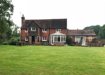 Thumbnail 4 bed detached house for sale in Dowlands Lane, Copthorne, Crawley, West Sussex