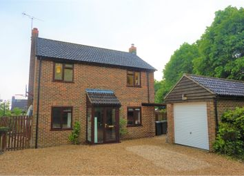 Thumbnail 3 bed detached house for sale in Rooks Down Road, Badger Farm, Winchester