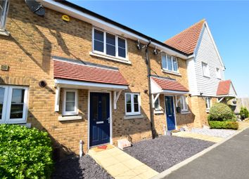Thumbnail 2 bed terraced house for sale in Hardy Avenue, West Dartford, Kent