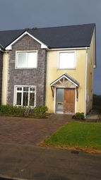Thumbnail 4 bed semi-detached house for sale in 15 Springvale Heights, Tubbercurry, Sligo