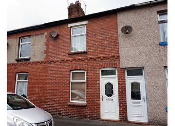 Thumbnail 2 bed terraced house for sale in Ramsden Street, Barrow-In-Furness