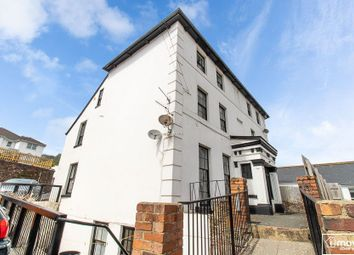 Thumbnail 2 bed flat to rent in Bay View Mount, Winner Street, Paignton