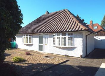 Thumbnail 2 bed bungalow for sale in Hawton Crescent, Wollaton, Nottingham, Nottinghamshire