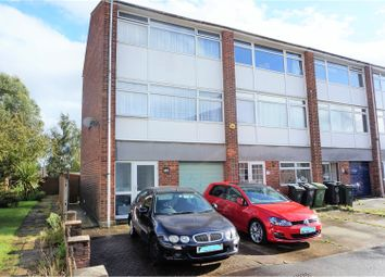 Thumbnail 4 bed town house for sale in Cowdrey Court, Dartford