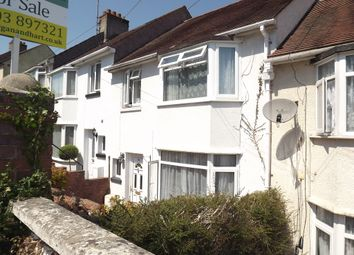 Thumbnail 3 bedroom terraced house for sale in The Reeves Road, Chelston, Torquay