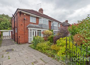 Thumbnail 3 bed semi-detached house to rent in Maythorne Road, Longton, Stoke-On-Trent