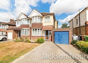 Thumbnail 3 bed semi-detached house for sale in Ruxley Lane, West Ewell, Epsom
