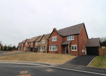 Thumbnail 4 bed detached house for sale in 7 Young's Way, Pontesbury, Shrewsbury