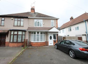 Thumbnail 3 bed semi-detached house for sale in Stamford Court, Manor Court Road, Nuneaton