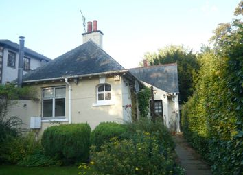 Thumbnail 2 bed detached house to rent in Grove Road, Broughty Ferry, Dundee
