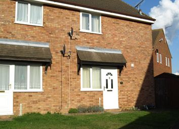 Thumbnail 1 bed detached house to rent in Drake Close, Stowmarket