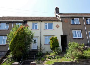 Thumbnail 3 bed terraced house for sale in Cilhaul, Treharris